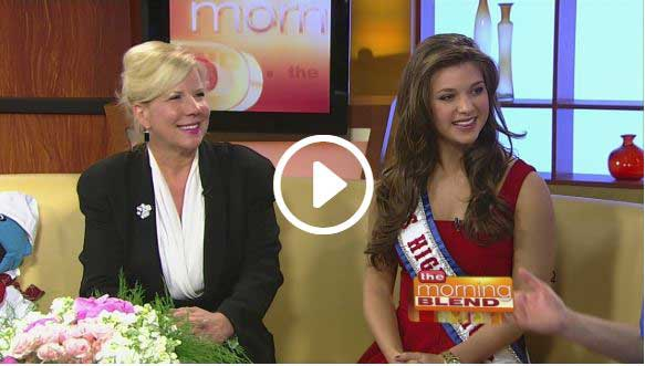 "(Video) GAB talks Bullying Awareness on NBC's ""The Morning Blend"""