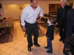 William Henderson visits Waukesha Rotary Club (Photos)
