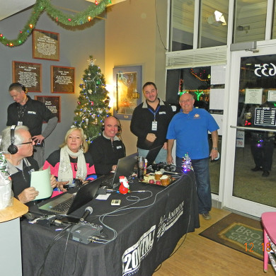 GAB selected Charity of the Month by WTMJ Radio (Photos & Audio)