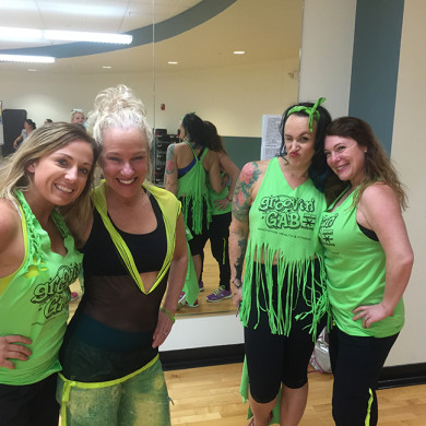 GAB's Zumbathon Fundraiser (Photos)