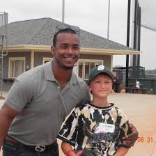 Baseball Camp and Fundraiser with Jean Segura