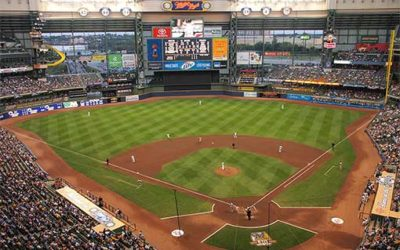(Video) GAB Peer Ambassador Throws First Pitch at Miller Park