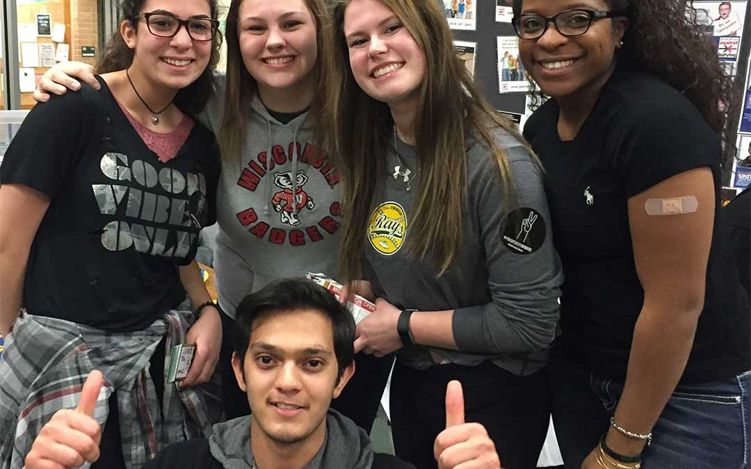 Co-Curricular Fair a Success for GAB