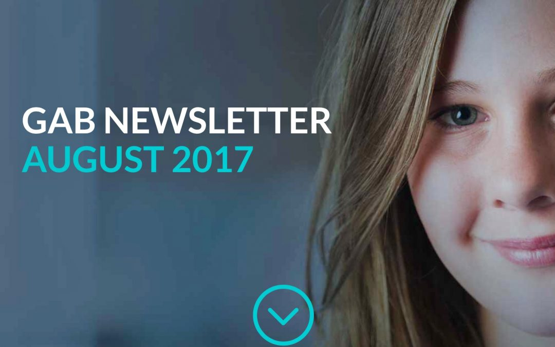 GAB Newsletter | August 2017