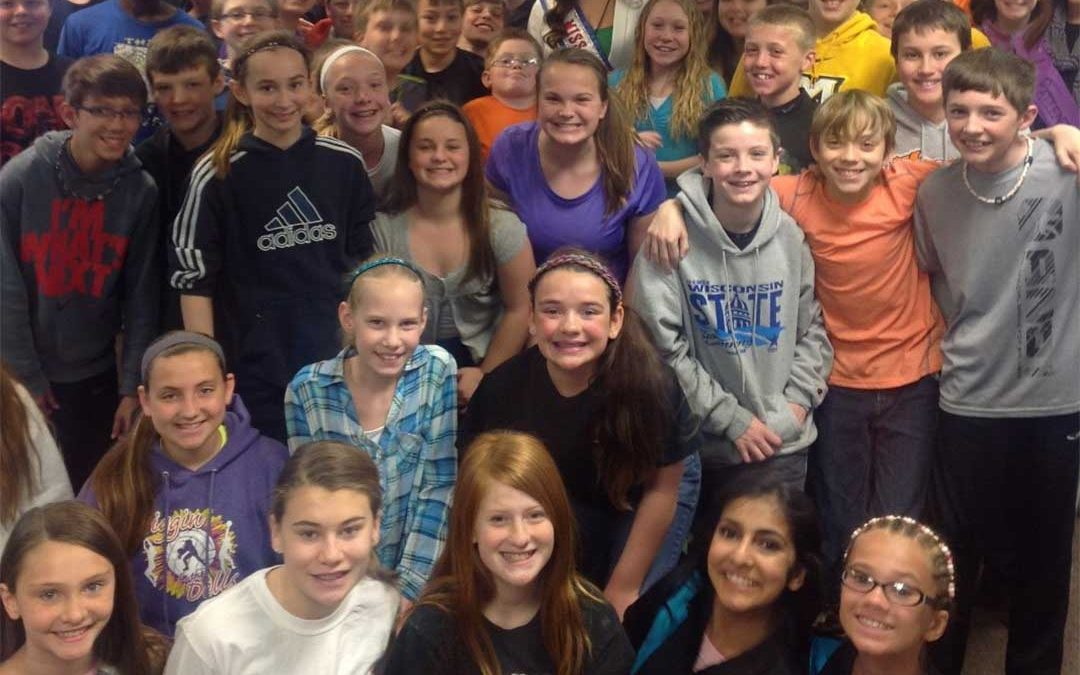 Rolling Hills Elementary School Students Take on Bullying with Pride