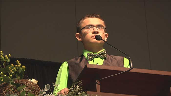 GAB Peer Ambassador Spreads Message of Perseverance After Being Bullied