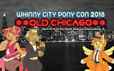 GAB Receives Invite to Whinny City Pony Con