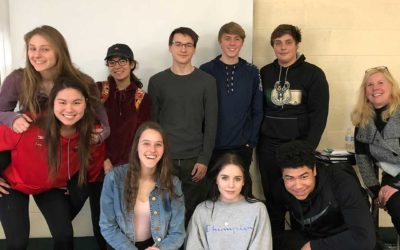Peer Ambassador Meeting | March 2018