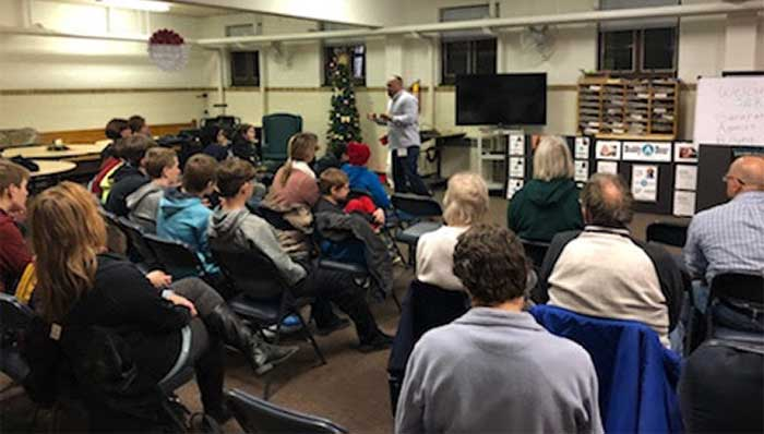 St. Mark's Lutheran Church Hosts How To Become an Upstander.