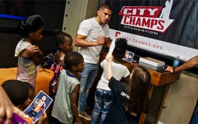 CITY CHAMPS EVENT SELECTS GAB AS PROUD PARTNER
