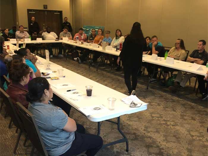 The Hampton Inn Hosts Bullying Prevention Training by GAB