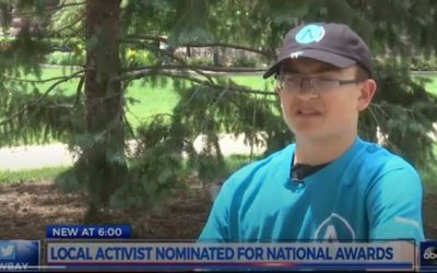 GAB Peer Ambassador Finalist For National Youth Activist Awards