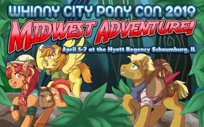 GAB Receives Return Invite to Whinny City Pony Con 2019