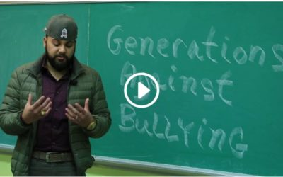 (VIDEO) How to Be an Upstander Against Bullying