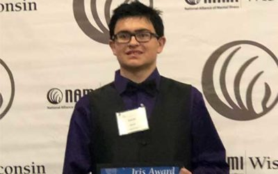 GAB Peer Ambassador Luke Smith Wins Spark Plug Award