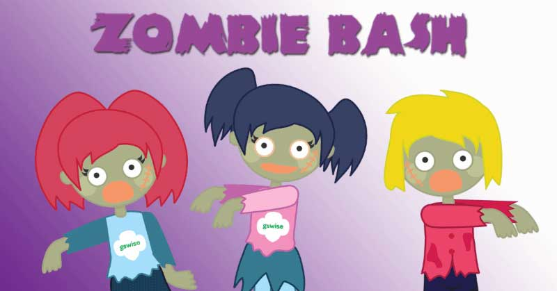 GAB TO JOIN GIRL SCOUTS AT ZOMBIE BASH