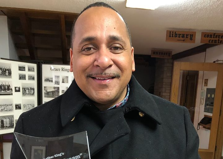"MICHAEL TURNER RECEIVES ""I HAVE A DREAM""DIVERSITY AWARD"