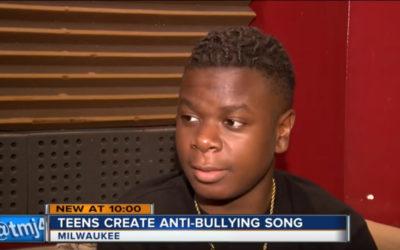 (VIDEO) MKE Teens Make Anti-bullying video