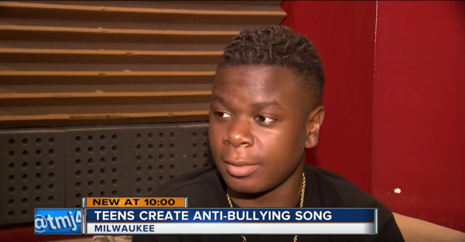 (VIDEO) MKE Teens Make Anti-bullying video